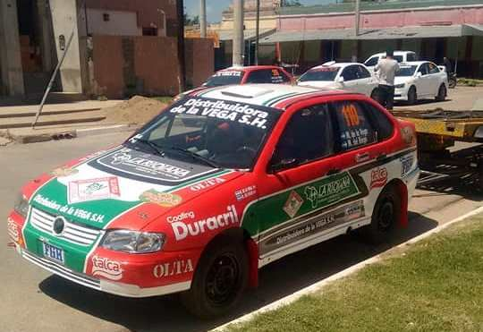 Todo listo para el Rally de Chamical